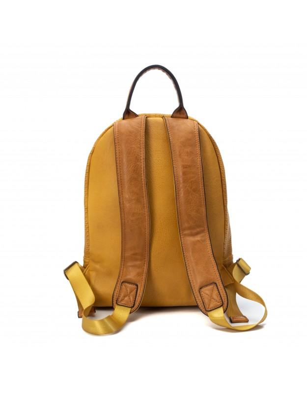 Bolsos color amarillo de casual xti 86455