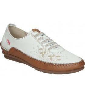 Sandalias para caballero planos walk & fly 022-42950 en marron