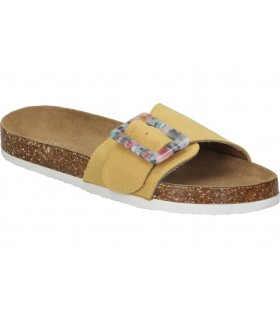 Sandalias para niña pablosky 483400 blanco