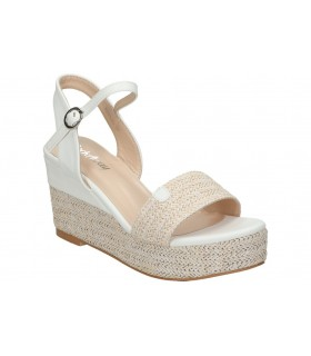 Sandalias not assigned de moda joven autenti 8057 color not assigned