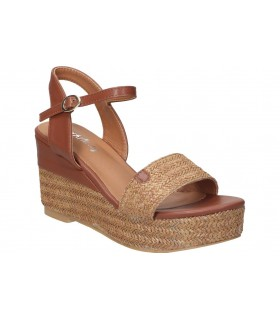 Sandalias color marron de not assigned autenti 9654