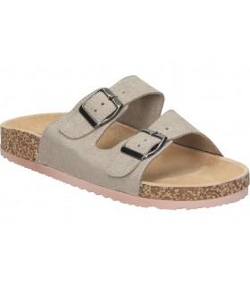 Sandalias para señora walk & fly 3861-43850 negro