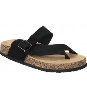Sandalias color morado de casual walk & fly 3861-43850