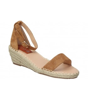 Sandalias color blanco de casual xbonita 20007