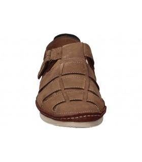 Sandalias para moda joven tacón emmshu tarida en negro