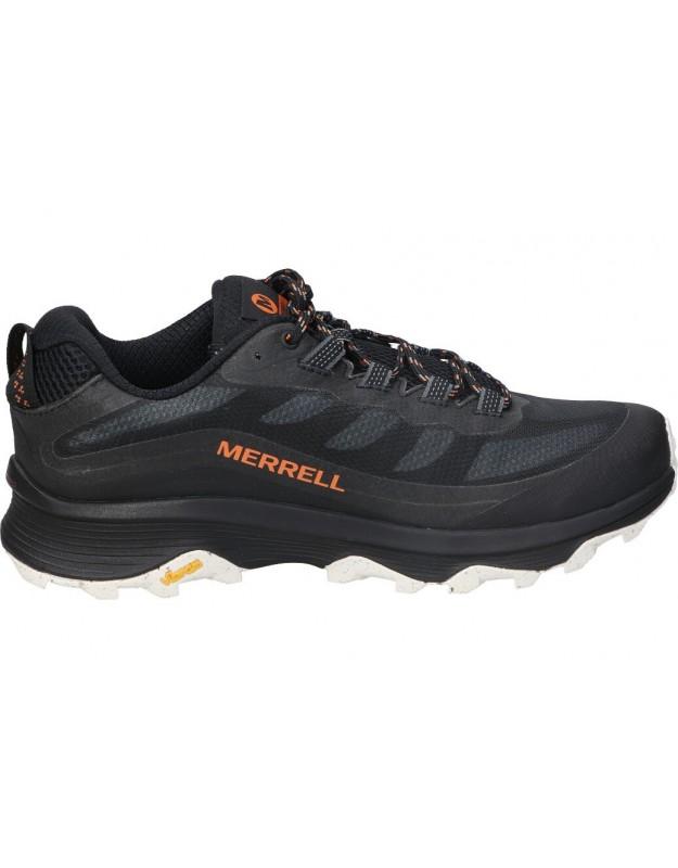 Merrell negro j135399 deportivas para caballero