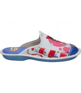 Zapatillas de casa para señora Biorelax cosdam 4606 rosa