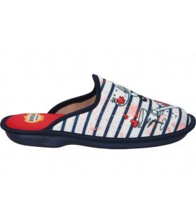 Zapatillas de casa biorelax de señora cosdam 4531 color gris