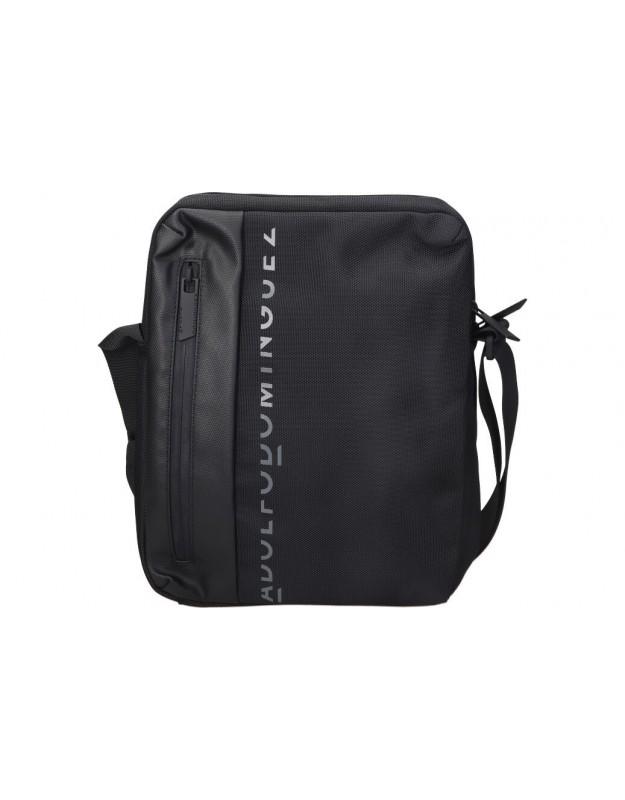 Bolsos color negro de casual adolfo dominguez olx8311 Med: 23cm anch x 28cm alt x 4cm fnd