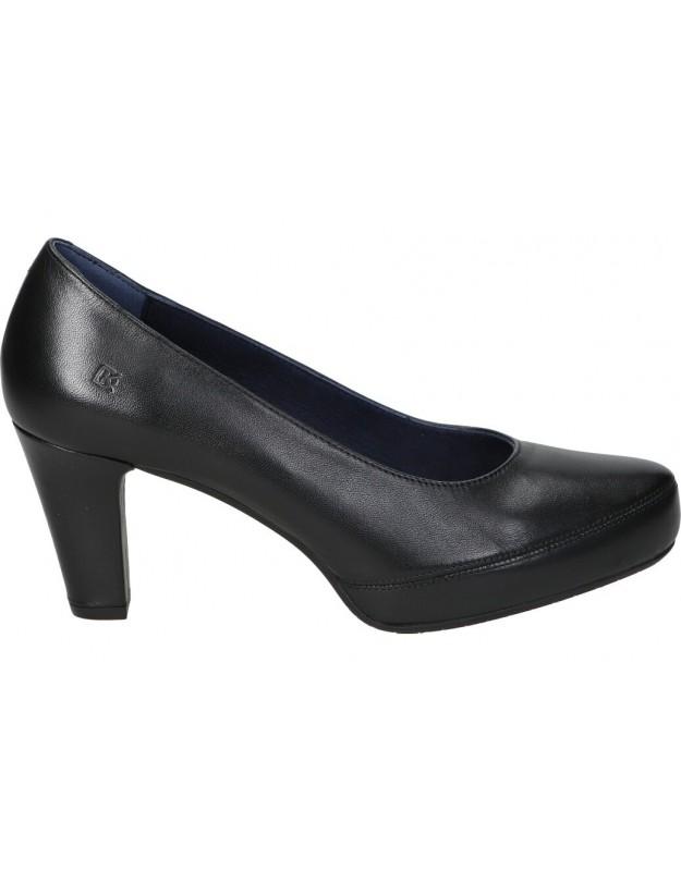 Zapatos color negro de casual dorking d5794