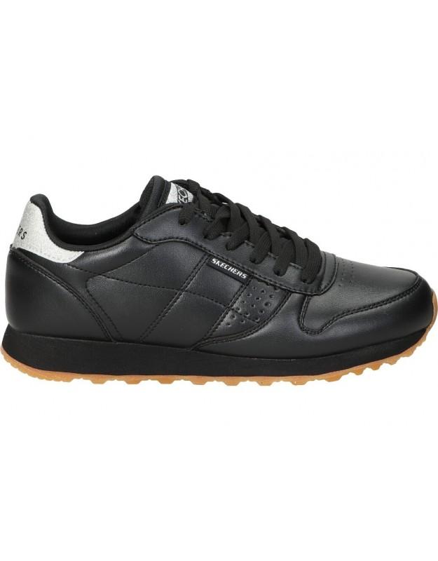 Deportivas para señora skechers OG 85 Old School Cool 699-blk negro