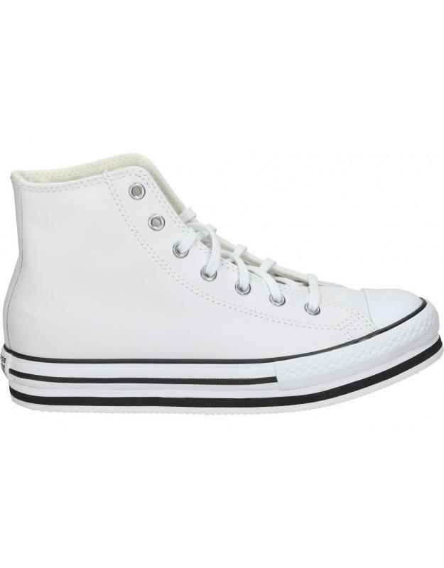 Lonas converse 666392c-102 blanco para moda joven