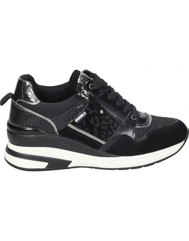 Zapatos d´angela dbd20156 negro para moda joven