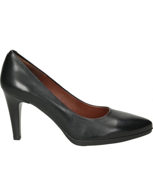 Desireé negro sara 20 zapatos para señora