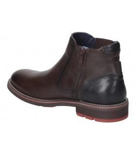 Zapatos color negro de casual nature 4382