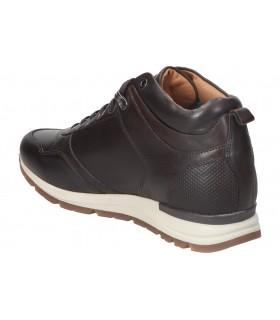 Zapatos para señora planos geox d942sa en negro