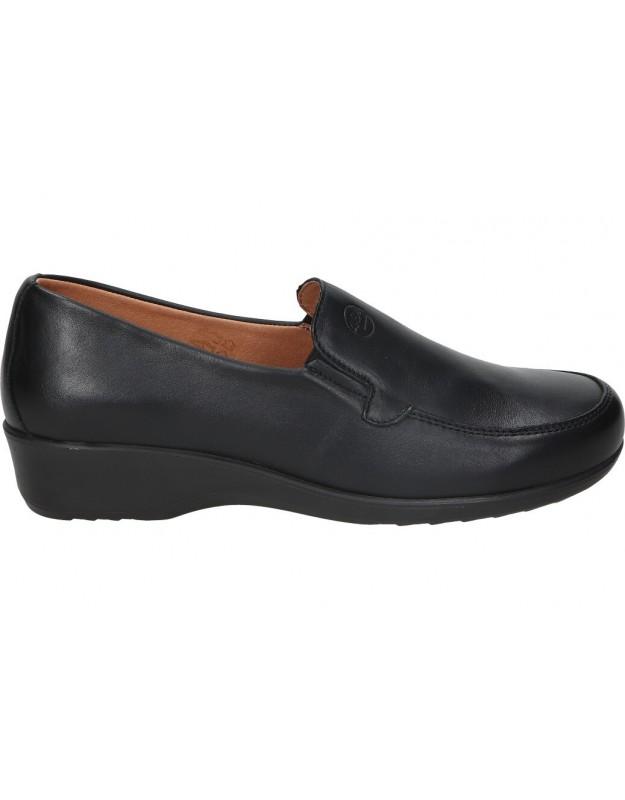 Zapatos para señora tacón 48 horas 0201 en negro