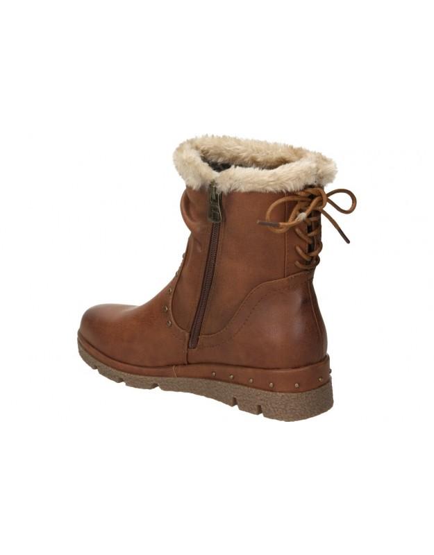 Zapatos casual de caballero dockers 43ad007 color marron