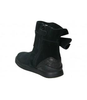 Botines color negro de casual chacal 5212