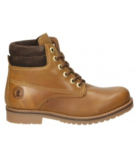 Botines casual de moda joven skechers 44779-csnt color marron