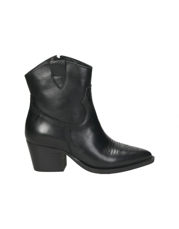 Botines para moda joven vexed 4422 negro