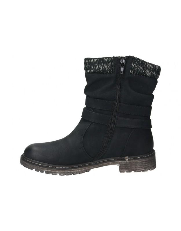 Skechers marron 66204-cdb zapatos para caballero