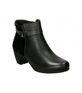 Botas casual de moda joven refresh 72395 color negro