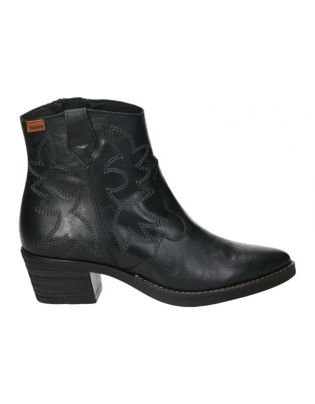 Botines mtng 58963 negro para moda joven