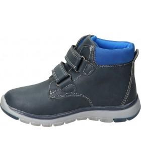 Kickers azul 829770-10-10 botas para niño