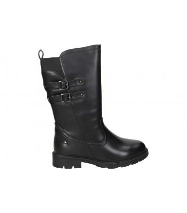 Zapatos color negro de casual skechers 65693-blk