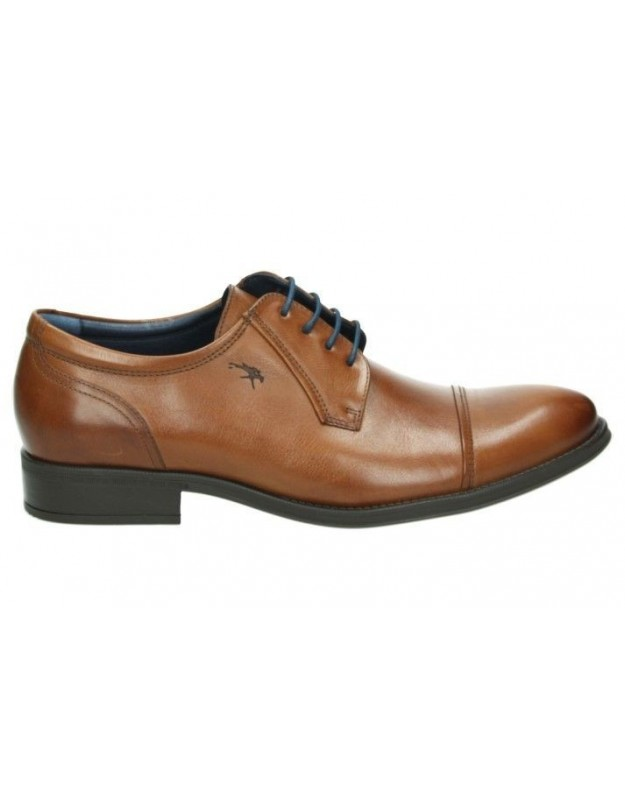 Zapatos color marron de vestir fluchos 8412