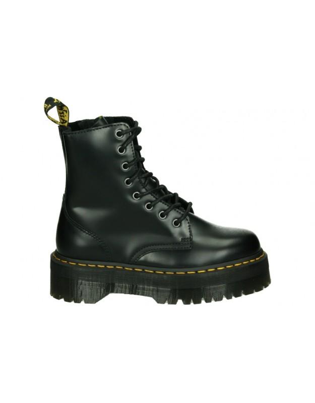 Dr.martens negro jadon botas para moda joven
