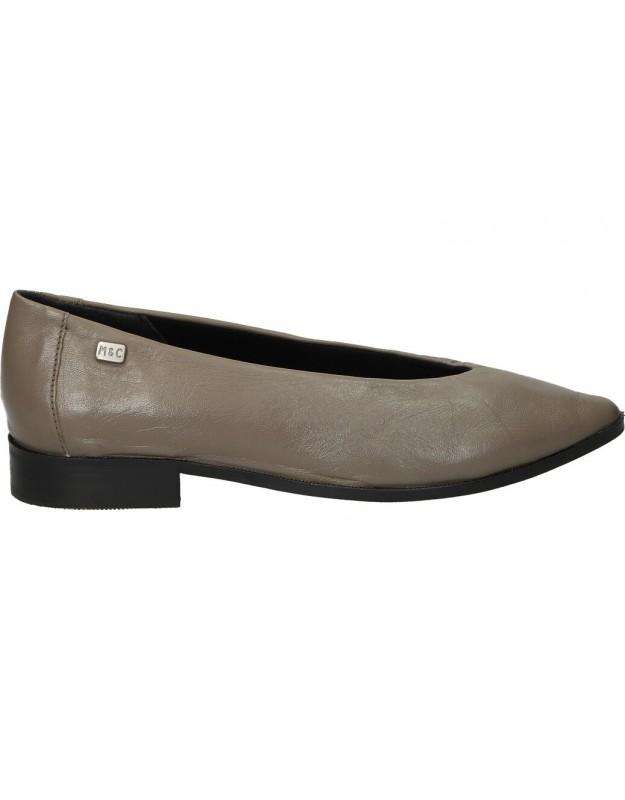 Zapatos para moda joven musse & cloud catalina taupe