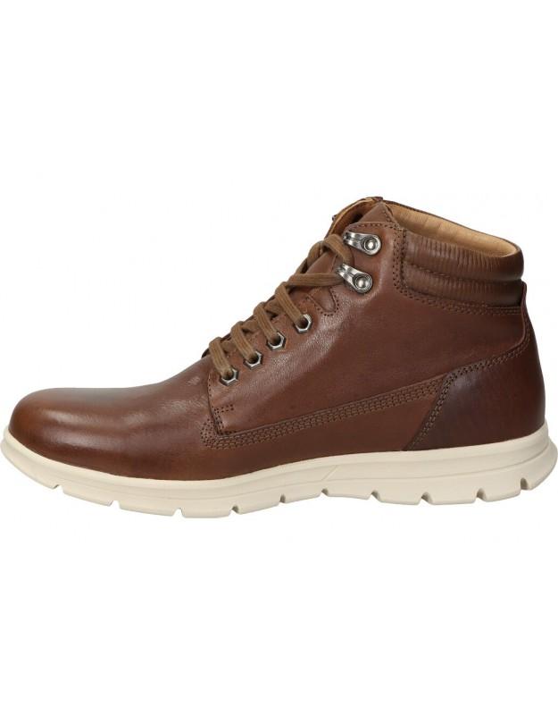 Zapatillas de casa color marron de Biorrelax cosdam 13587