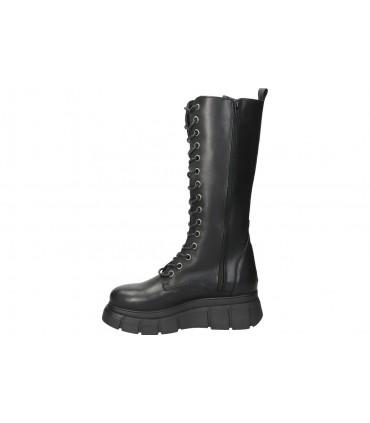 Zapatos para caballero skechers 65945-choc marron