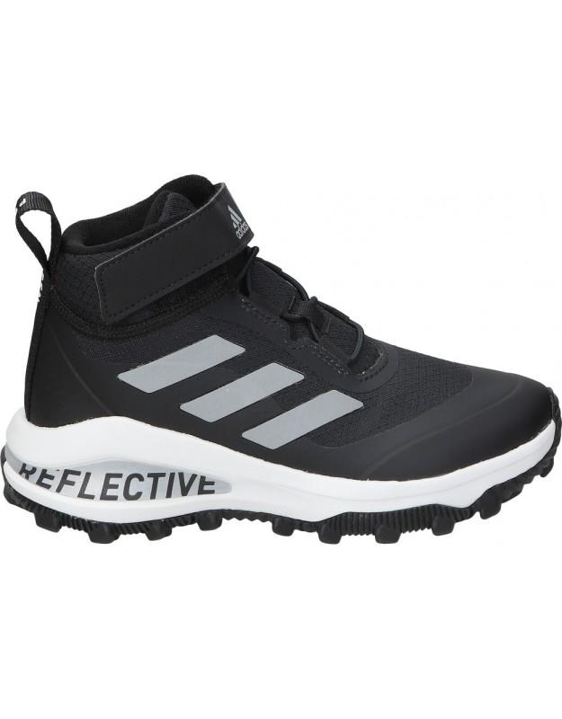Adidas negro gz0165 deportivas para niño