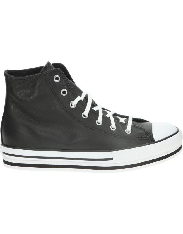 Lonas para moda joven no asignado converse 666391c-001 en negro