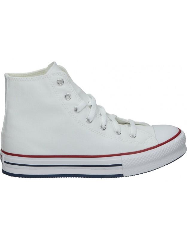 Lonas converse 671108c-102 blanco para moda joven