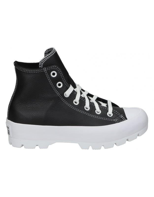 Deportivas para moda joven no asignado converse 567164c-001 en negro