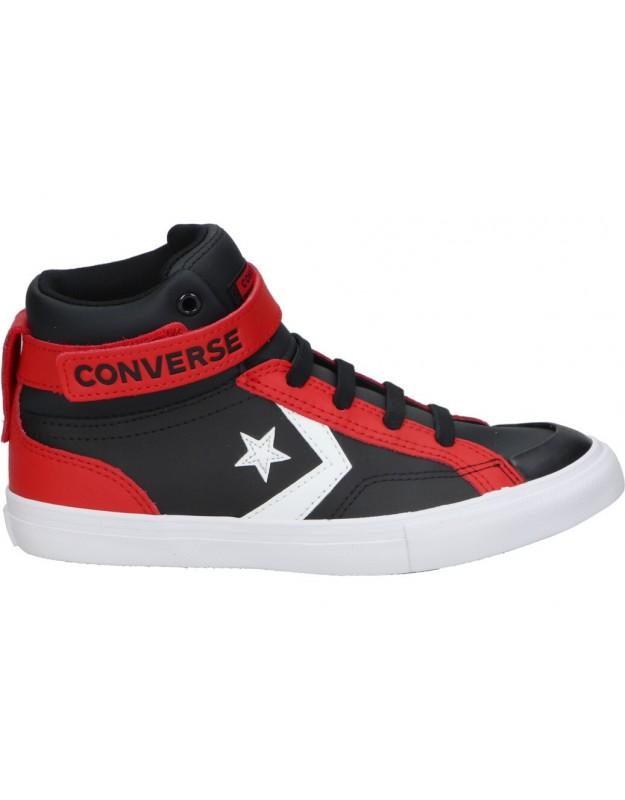 Zapatillas Converse Outline Logo Pro Blaze 671531c-001 Negro