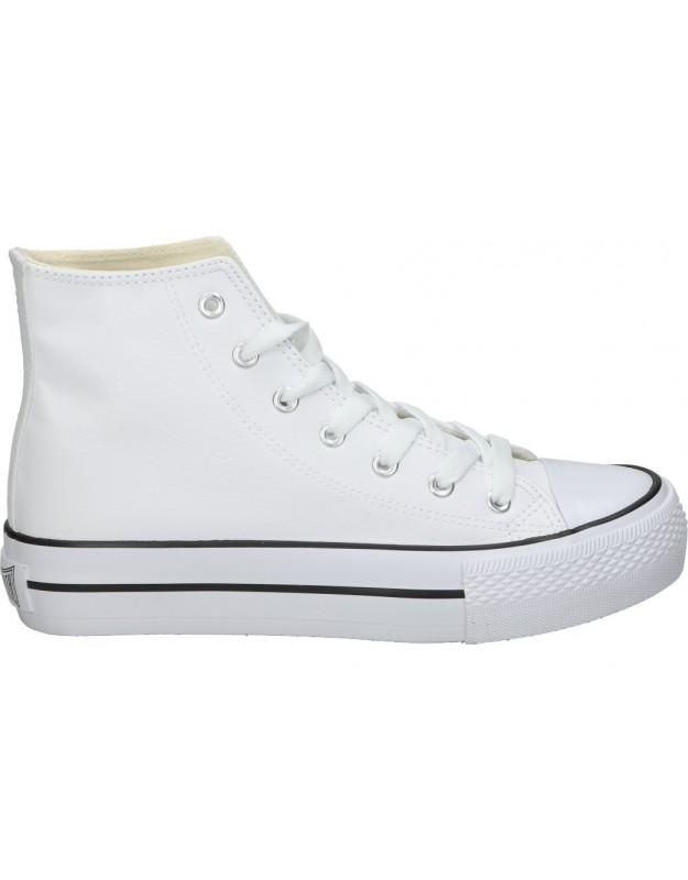 Lonas para moda joven j.smith libel high p blanco