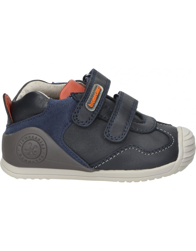Zapatos biomecanics 211138 a azul para niño