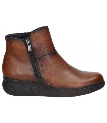 Zapatos para caballero planos doctor cutillas 34101 en marron