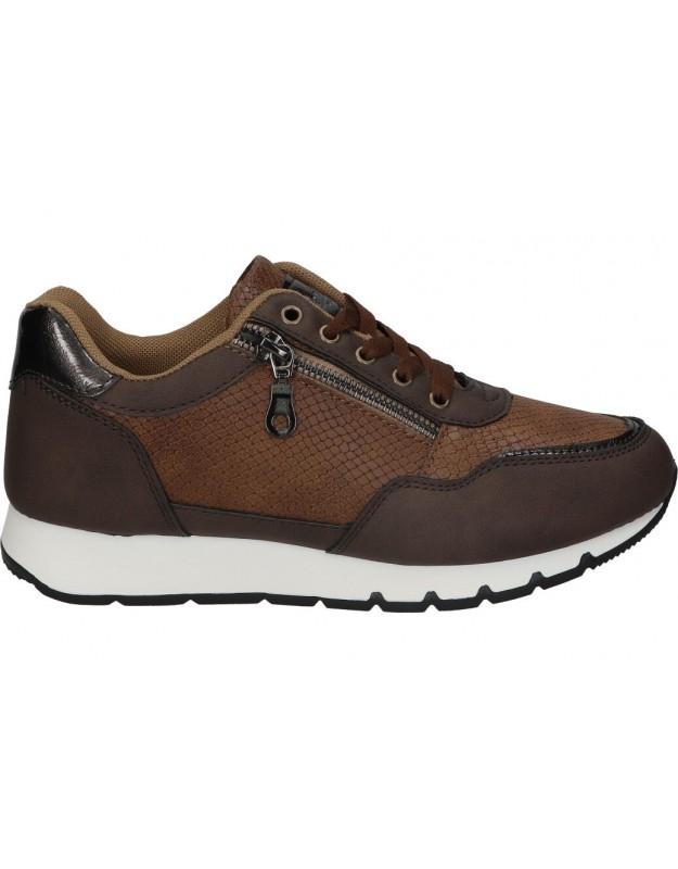 Deity marron yjl20081 zapatos para moda joven