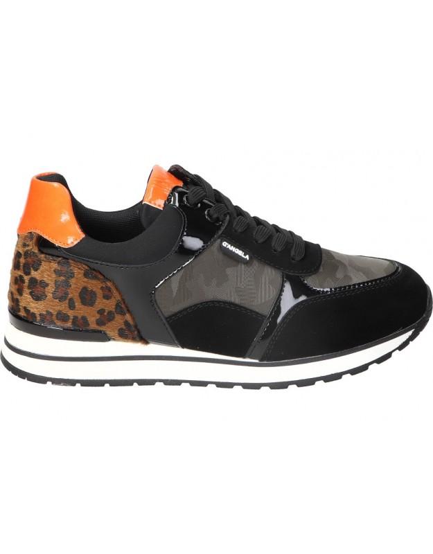 Zapatos color negro de casual d´angela dbd20152