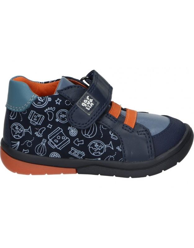 Garvalin marino 211603 a zapatos para niño