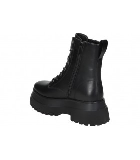 Zapatos casual de caballero color negro nuper 7901
