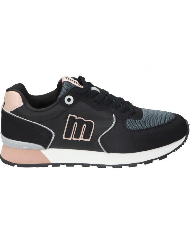 Mtng negro 60080 deportivas para moda joven