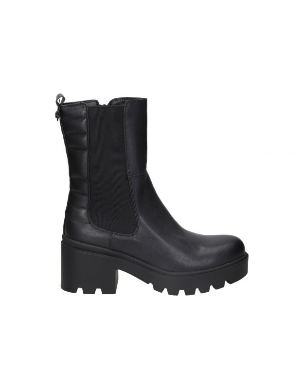 Botines mtng 50175 negro para moda joven
