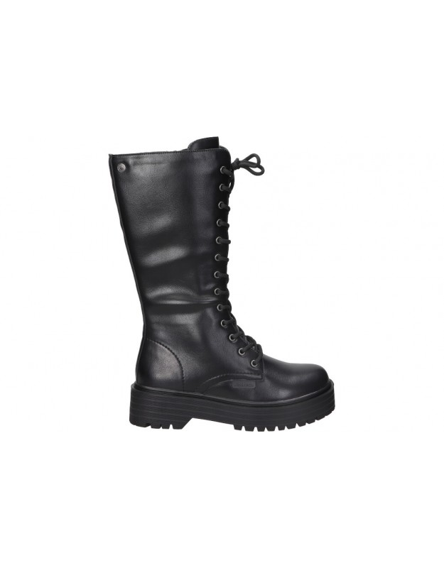Botas refresh 76618 negro para moda joven